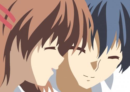 Kyoto Animation, Clannad, Nagisa Furukawa, Tomoya Okazaki, Member Art