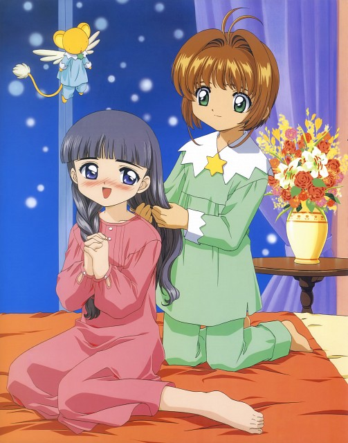 CLAMP, Madhouse, Cardcaptor Sakura, Cheerio! 3, Tomoyo Daidouji
