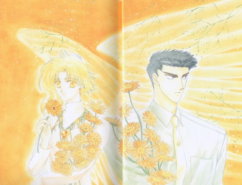 CLAMP, Wish, Wish Memorial Illustrations, Shuichiro Kudo, Kohaku