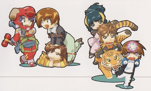 Hisashi Hirai, RGB, Sunrise (Studio), Mobile Suit Gundam SEED, Athrun Zala