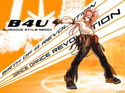 Dance Dance Revolution Wallpaper