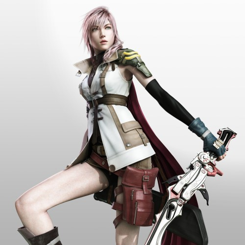 Square Enix, Final Fantasy XIII, Lightning (FF XIII)