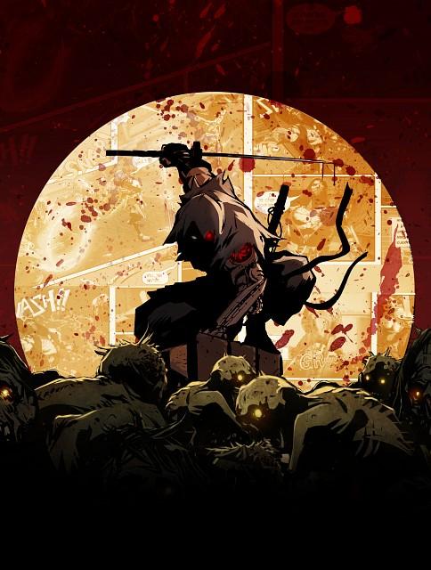 Tecmo, Koei, Yaiba: Ninja Gaiden Z, Official Digital Art