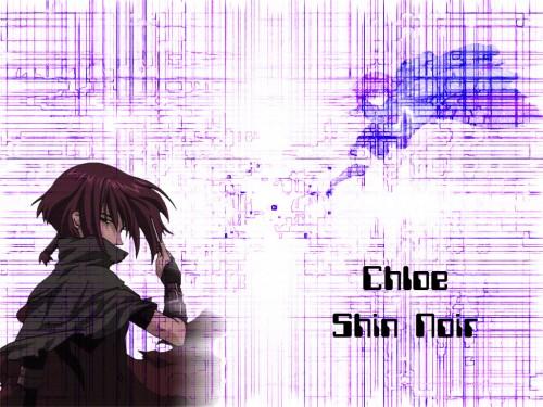 Noir, Chloe Wallpaper