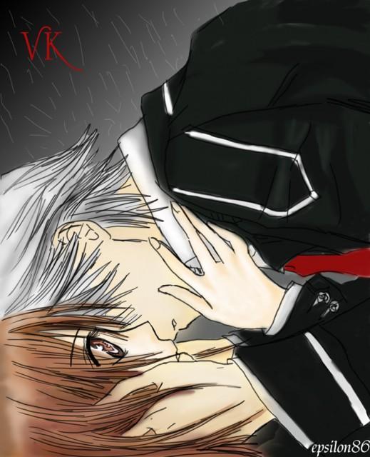Matsuri Hino, Vampire Knight, Yuuki Cross, Zero Kiryuu, Colorizations