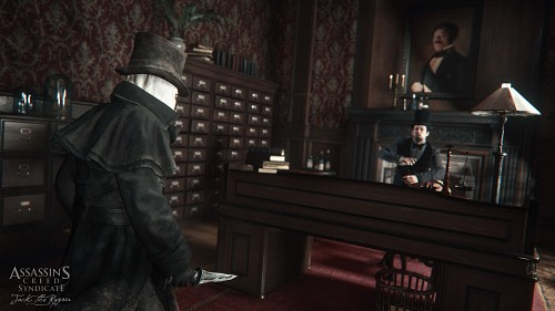 Ubisoft, Assassin's Creed Syndicate, Jack The Ripper (ACS), Game CG