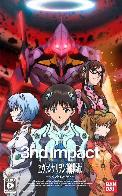 Katsuichi Nakayama, Khara, Gainax, Neon Genesis Evangelion, Rei Ayanami