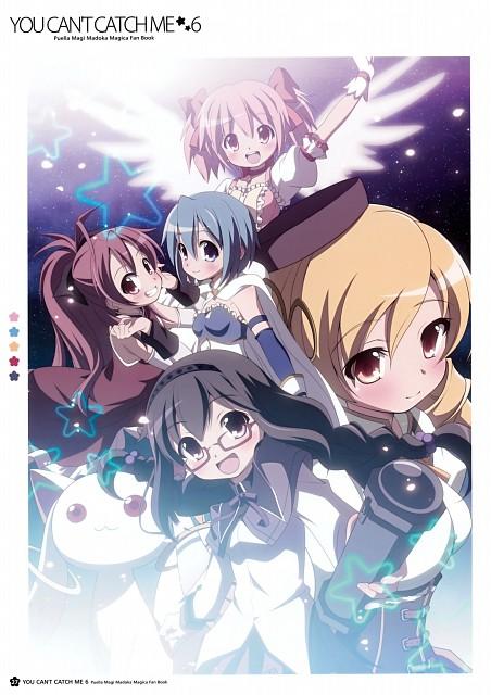 Izumi Bell, Puella Magi Madoka Magica, YOU CAN'T CATCH ME 6, Homura Akemi, Madoka Kaname