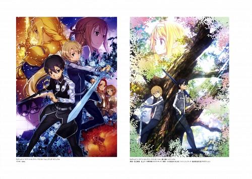 Abec, A-1 Pictures, SAO Alicization Animation Artworks, Sword Art Online, Eugeo