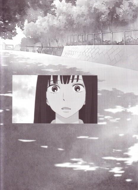 Karuho Shiina, Production I.G, Kimi ni Todoke, Sawako Kuronuma