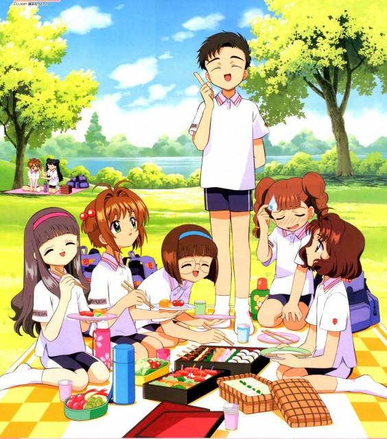 CLAMP, Madhouse, Card Captor Sakura, Meiling Li, Takashi Yamazaki