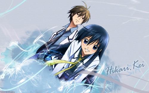 Anime International Company, Gonzo, Special A, Kei Takishima, Hikari Hanazono Wallpaper