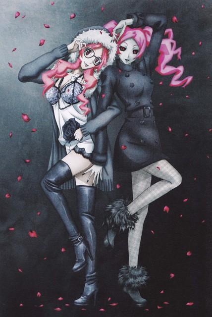 Ryu Fujisaki, Daume, Corpse Demon, Megumi Shimizu, DVD Cover