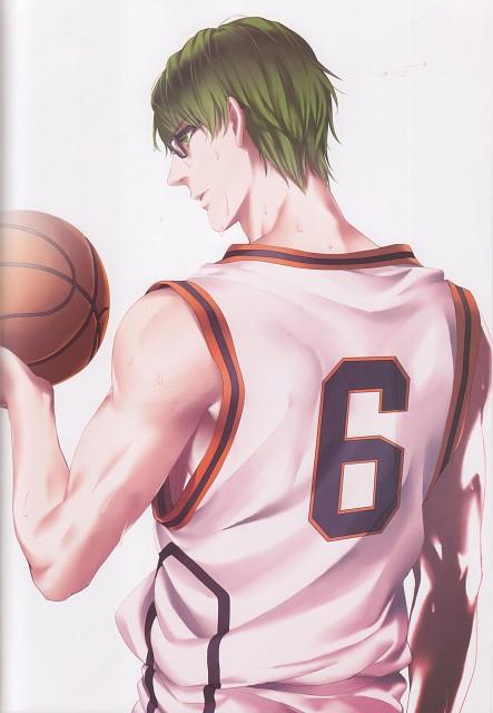 Kuroko no Basket, Evergreen (Artbook), Shintarou Midorima, Doujinshi