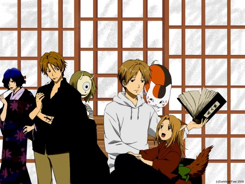 Yuki Midorikawa, Brains Base, Natsume Yuujin-Chou, Shuuichi Natori, Hinoe (Natsume Yuujin-chou) Wallpaper