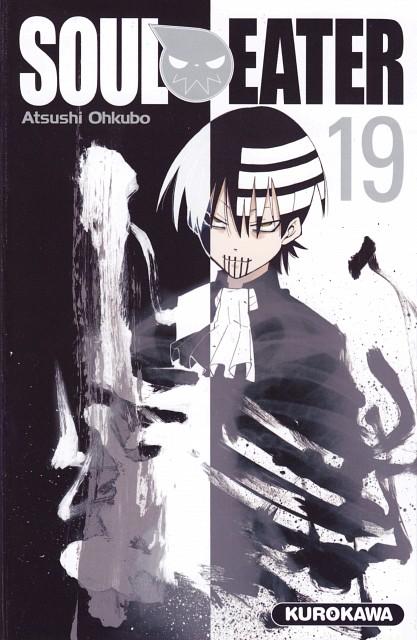 Atsushi Okubo, Soul Eater, Death The Kid, Manga Cover