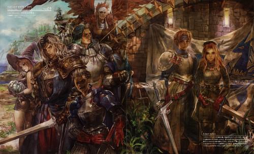 Tomatika, Square Enix, Tactics Ogre: Let Us Cling Together