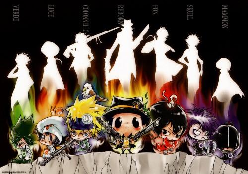 Akira Amano, Artland, Katekyo Hitman Reborn!, Colonnello, Lichi