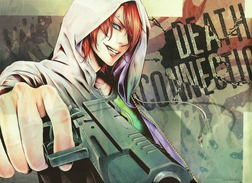 Takashi Kiriya, Idea Factory, Death Connection, Vicious (Death Connection)