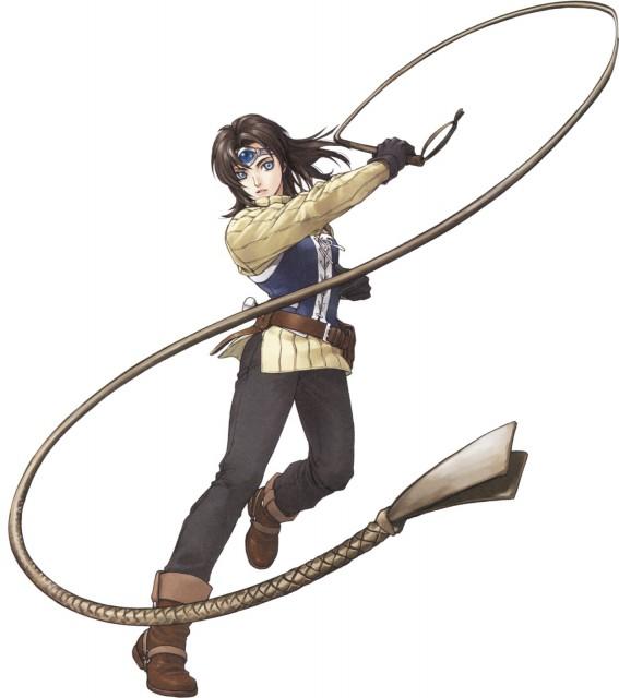 Mikisato, Konami, Art of Suikoden 5, Suikoden V