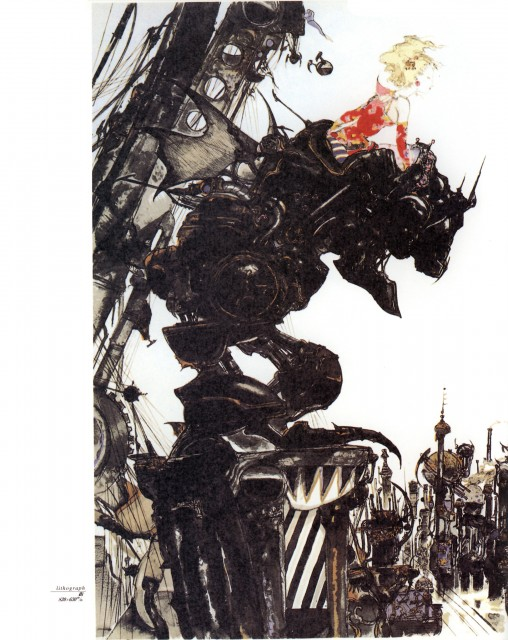 Square Enix, Final Fantasy VI