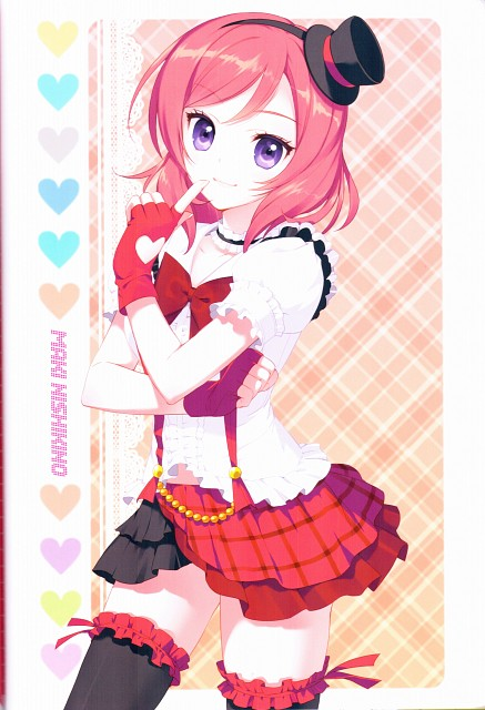 Dmyo, Mermaid Festa, Love Live! School Idol Project, Maki Nishikino, Comic Market