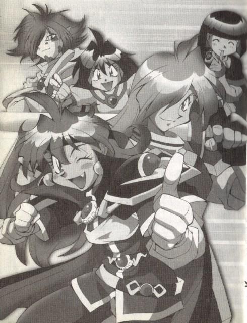 Tommy Ohtsuka, Rui Araizumi, J.C. Staff, Slayers, Amelia Wil Tesla Seyruun