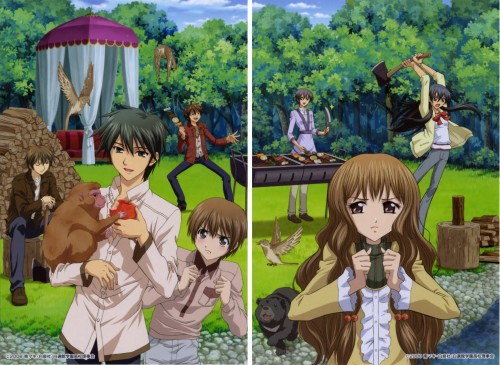 Anime International Company, Gonzo, Special A, Ryuu Tsuji, Akira Toudou