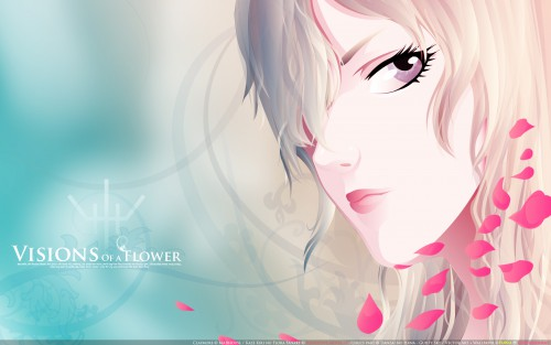 Norihiro Yagi, Madhouse, Claymore, Flora (Claymore), Vector Art Wallpaper