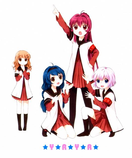 Namori, Dogakobo, Yuru Yuri, Himawari Furutani, Sakurako Ohmuro