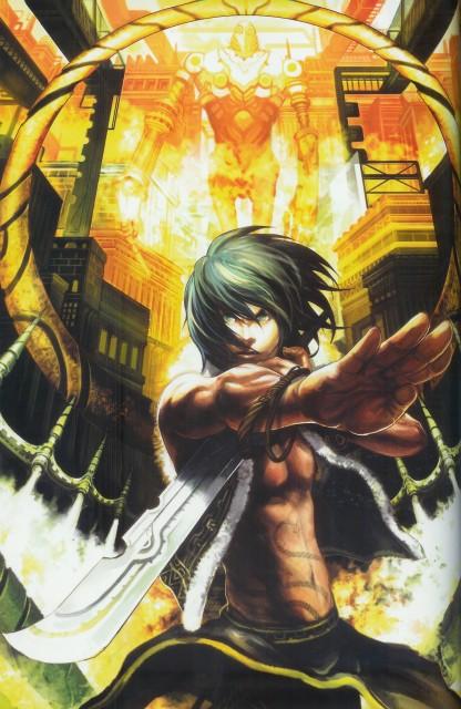 Shukei, Namco, Japanese Comickers 2