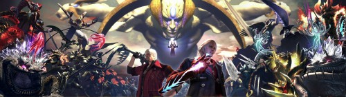 Capcom, Devil May Cry, Dante, Nero