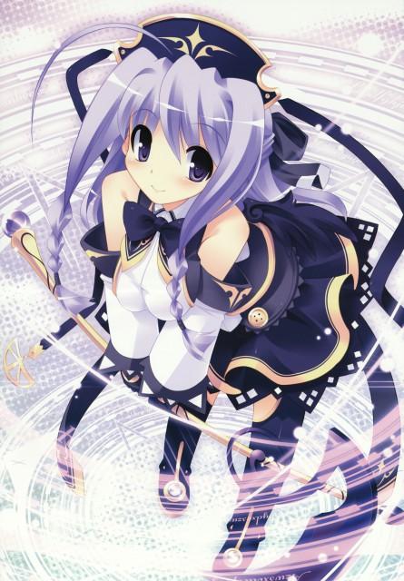Tsurugi Hagane, Primary Magical Trouble Scramble, Lime Luna Oaklane