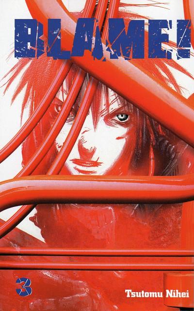 Tsutomu Nihei, Blame!, Killy, Manga Cover
