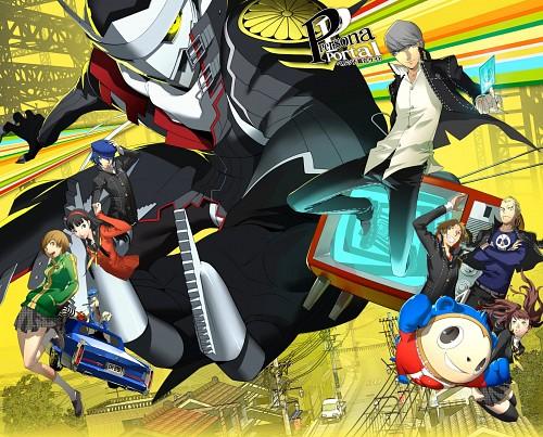 Kazuma Kaneko, Shigenori Soejima, Atlus, Anime International Company, Shin Megami Tensei: Persona 4