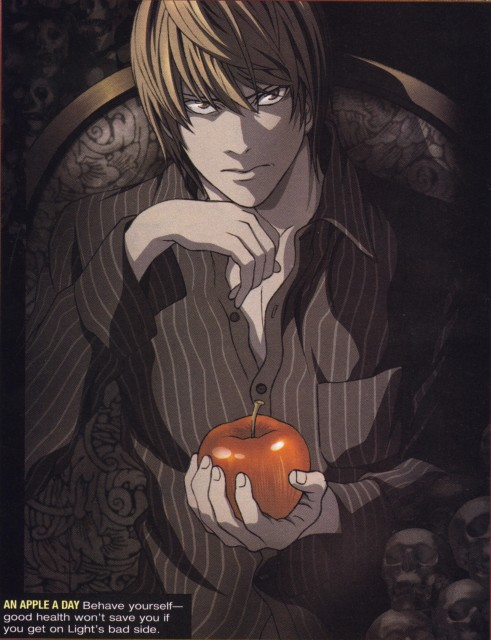 Madhouse, Death Note, Light Yagami