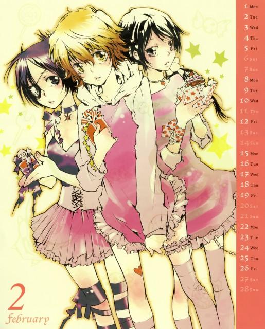 Akira Amano, Artland, Katekyo Hitman Reborn!, Colore!, Chrome Dokuro