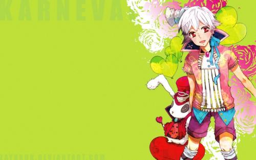 Touya Mikanagi, Karneval, Nai Wallpaper