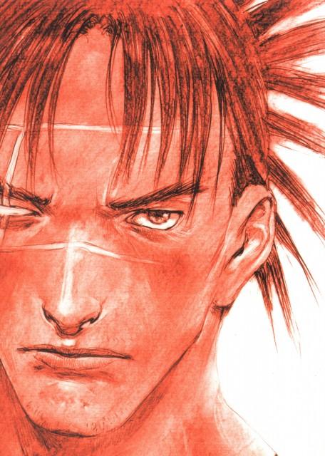 Hiroaki Samura, Blade of the Immortal, Manji
