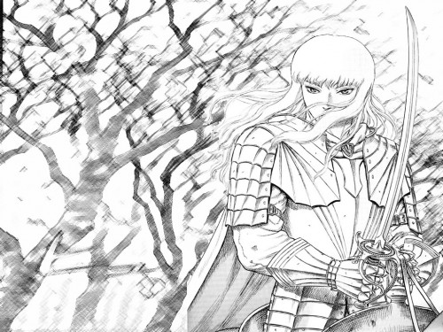 Kentaro Miura, OLM Digital Inc, Berserk, Griffith Wallpaper