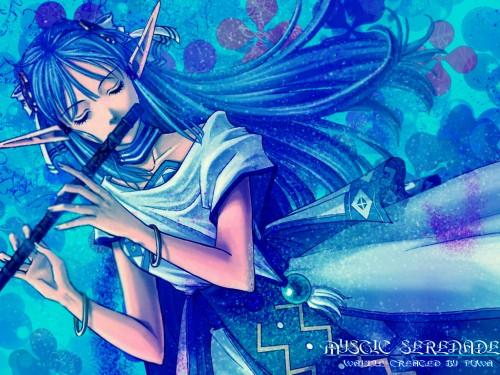 Shunsuke Taue, Ys, Olha Wallpaper