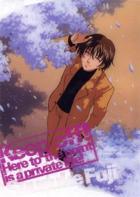 Takeshi Konomi, J.C. Staff, Prince of Tennis, Shusuke Fuji