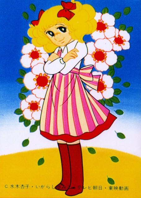 Yumiko Igarashi, Toei Animation, Candy Candy, Candice White Ardlay