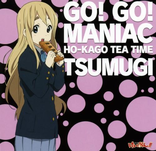 Kakifly, Kyoto Animation, K-On!, Tsumugi Kotobuki, Album Cover