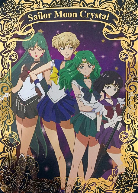 Toei Animation, Bishoujo Senshi Sailor Moon, Sailor Neptune, Sailor Uranus, Sailor Pluto