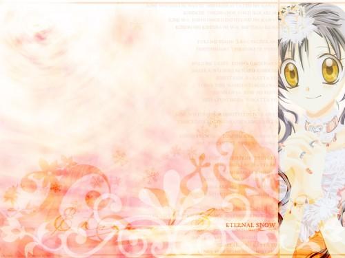 Arina Tanemura, Studio DEEN, Full Moon wo Sagashite, Mitsuki Koyama, Vector Art Wallpaper