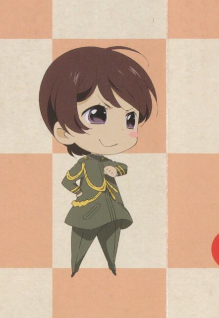 Otome Youkai Zakuro, Ganryu Hanakiri