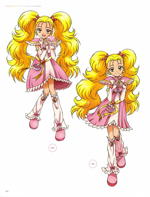 Toei Animation, Futari wa Precure, Kawamura Toshie Toei Precure Works, Shiny Luminous