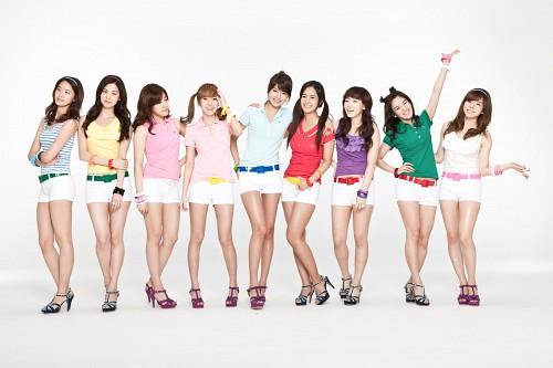 Sunny, Jessica, HyoYeon, Tiffany, TaeYeon