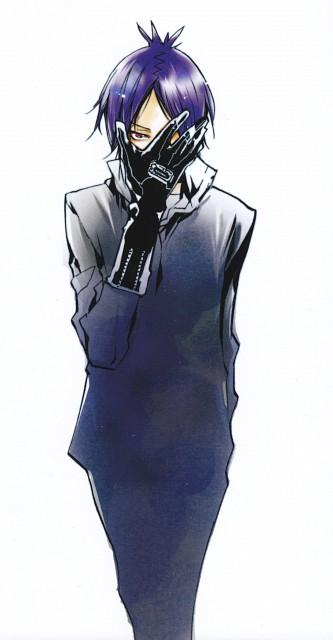 Akira Amano, Katekyo Hitman Reborn!, Mukuro Rokudo, Manga Cover